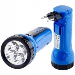 Latarka akumulatorowa LED -...